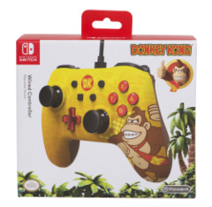 Nintendo Switch Wired Controller Donkey Kong
