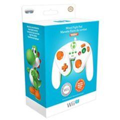 Yoshi Wired Wii U/Wii Fight Pad