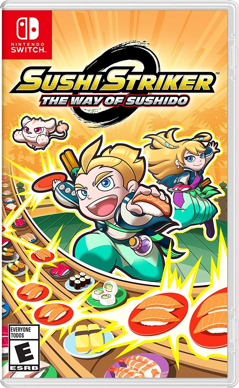 Sushi Striker the way of the sushido
