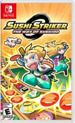 Sushi Striker the way of the sushido