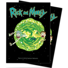Ultra Pro Rick and Morty Sleeves