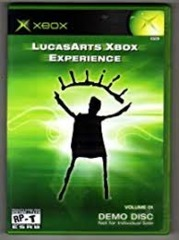 LucasArts Xbox Experience