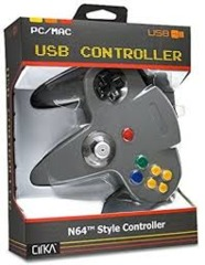 N64 Style USB Controller