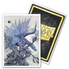 Dragon Shield Matte Seer of the God Hand Sleeves