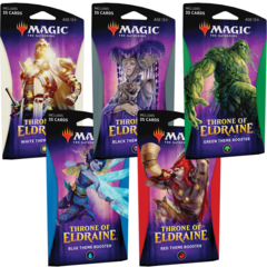 Throne of Eldraine Theme Boosters (Color Varies)