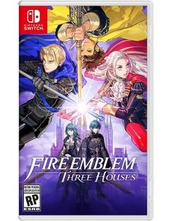 Fire Emblem: 3 Houses