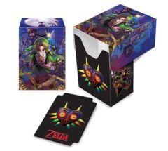 Ultra Pro Deck Box Zelda Majora's Mask
