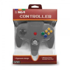N64 Controller (Color will Vary)