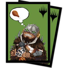 Ultra Pro Chibi Garruk 100ct Sleeves