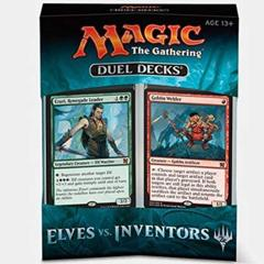 Elves vs. Inventors Duel Decks