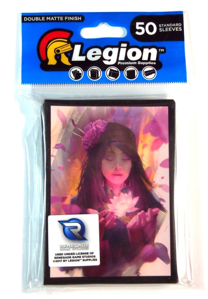 Legion Lotus 50ct Sleeves