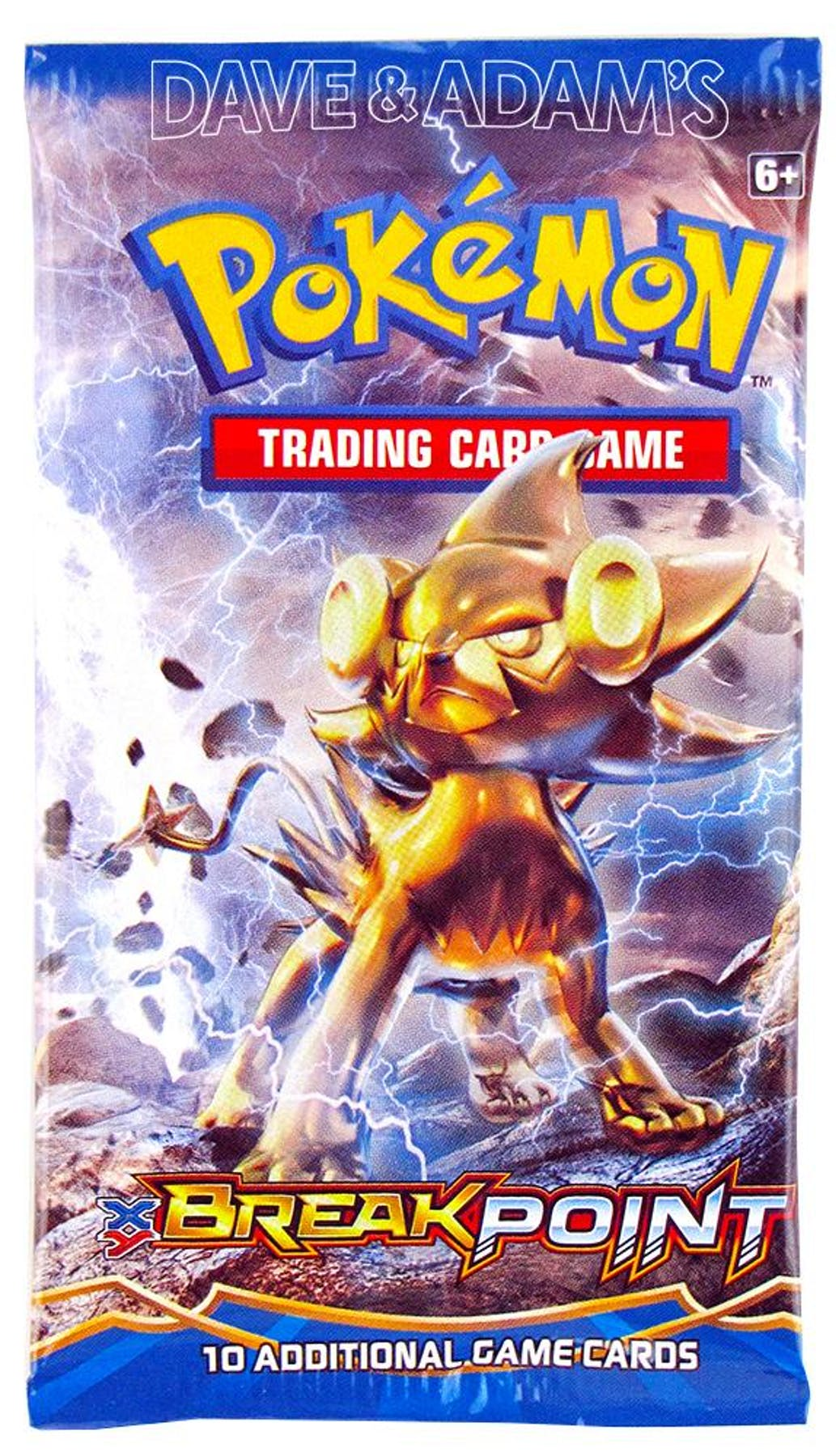 Pokemon Karten Booster Pack