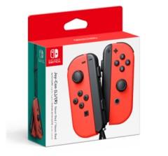 Joy-Con Neon Red (Super Mario Odyssey)