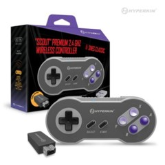 Scout SNES Classic Wireless Controller