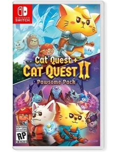 Cat Quest I + II Pawsome Pack
