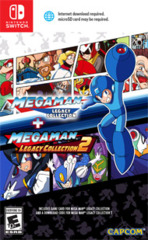 Mega Man Legacy Collection 1 + 2
