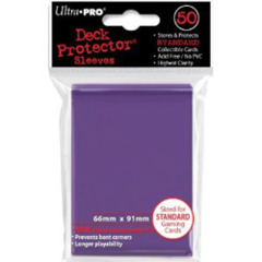 Ultra Pro Solid 50ct Purple