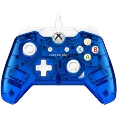 Rock Candy Xbox One Blueberry Controller