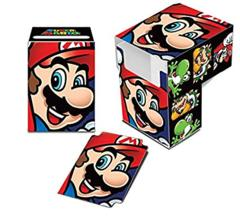 Ultra Pro Deck Box Mario