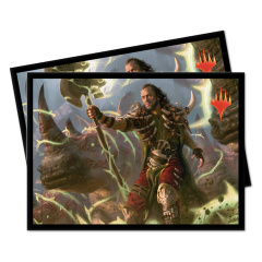 Ultra Pro Magic The Gathering: C2019 Ghired, Conclave Exile - Deck Protector 100Ct