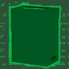 Ultra Pro Solid Green Deck Box