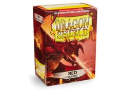 Dragon Shield Box of 100 in Red