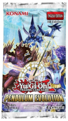 Yu-Gi-Oh! Pendulum Evolution Booster Pack 1st Edition