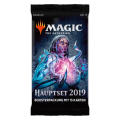 Core Set 2019 Booster Pack - German