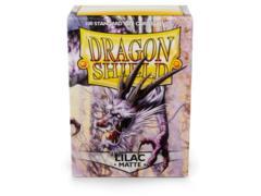 Dragon Shield Box of 100 in Matte Lilac