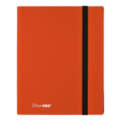 Ultra Pro Eclipse Pumpkin Orange Pro-Binder 9-Pocket