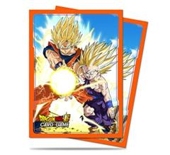 Ultra Pro Standard DBS Sleeves - Father Son Kamehameha (65 ct.)