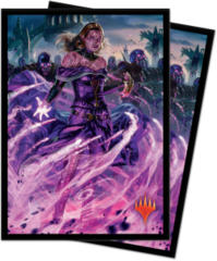 Ultra Pro Magic The Gathering: WOS Liliana Dreadhorde General - Deck Protector 100Ct