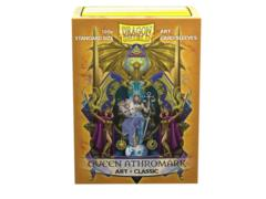 Dragon Shield Standard Art Sleeves - Queen Athromark Classic (Box of 100)