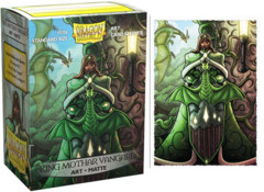 Dragon Shield Sleeves: Matte - King Mothar Vanguard Portrait (100)