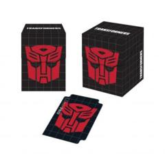 Transformers Autobots PRO 100+ Deck Box