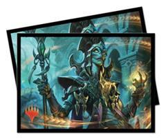Ultra Pro Magic The Gathering: C2019 Kadena, Slinking Sorcerer - Deck Protector 100Ct