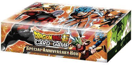 Dragon Ball Super Special Anniversary Box - Goku vs Jiren