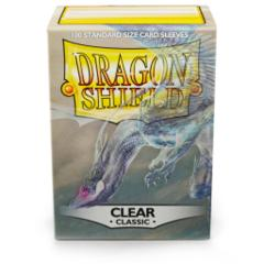 Dragon Shield Box of 100 in Clear