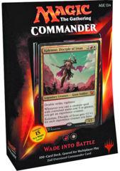 Commander 2015 Wade Into Battle