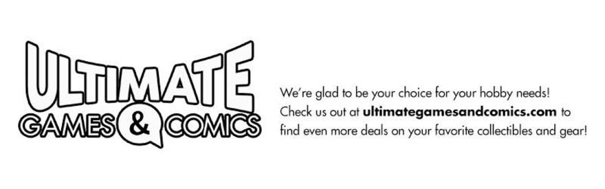 Ultimate Games and Comics