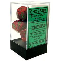 CHX25304 STRAWBERRY SPECKLED 7-DIE SET