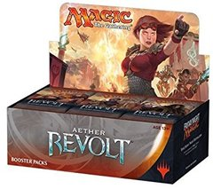 Aether Revolt Booster Box - English