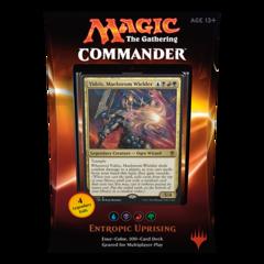 Commander 2016: Entropic Uprising (Blue/Black/Red/Green)