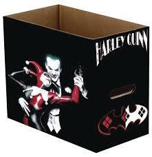 Comic Short Box Joker & Harley Quinn