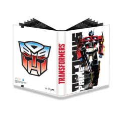 Ultra PRO Transformers 9-Pocket PRO-Binder Optimus