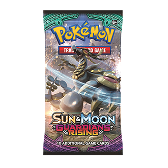 Pokemon Sun & Moon Guardians Rising Booster Pack