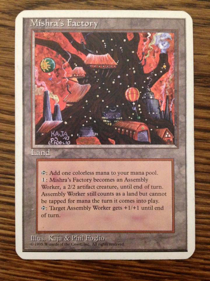 Meekstone ~ 4th Edition ~ Excellent-//Moderately Played ~ Magic The Gathering MTG