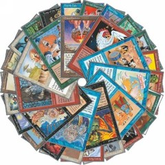 Unglued Complete Common Set 33 Cards