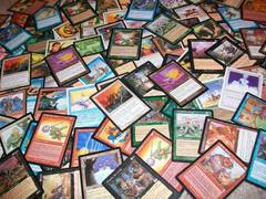 1000+ Vintage Mixed Lot with 10 Rares Magic Card Old EDH Legacy MTG Collection
