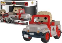 Jurassic Park Park Vehicle Pop! Vinyl Figure